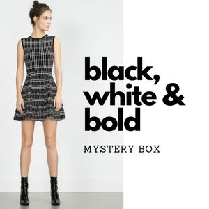 Other - Edgy Style Curated Mystery Box XS/S 7pcs